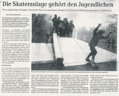 Skater-Grammatik